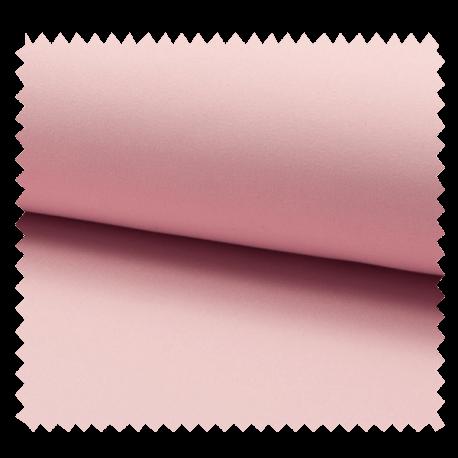 Tissu Bi Strech Uni Rose