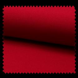 Tissu Bi Strech Uni Rouge