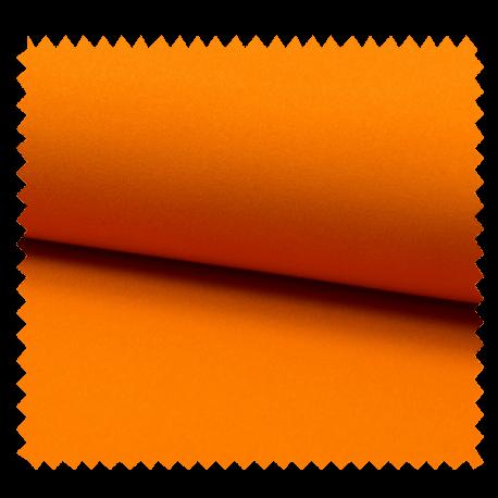 Tissu Bi Strech Uni Orange