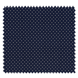 Tissu Jersey Coton Marine