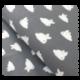 Tissu Jersey Imprime Lapin