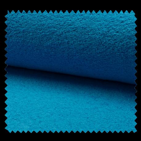 Tissu Eponge Uni Perroquet