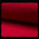 Tissu Eponge Uni Cerise