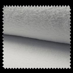 Tissu Eponge Uni Blanc