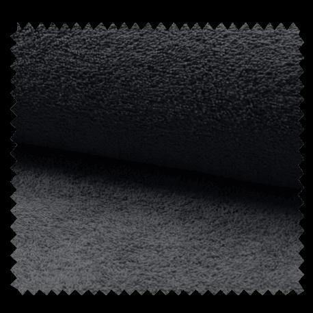 Tissu Eponge Uni Anthracite