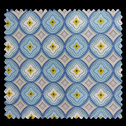 Tissu Toile Cirée Ibiza Celadon