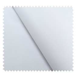 Tissu Bali Blanc