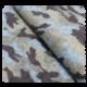 Tissu Army Kaki Tilleul