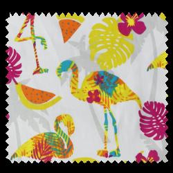 Tissu Java Multicolore
