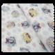 Tissu Princess Dots