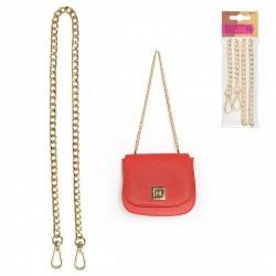 Bandouliere Chaine - Disponible en 3 tailles et 3 coloris