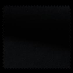 Tissu Jersey Velours Nicky Uni Noir