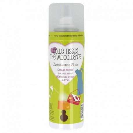 Colle Spray Customisation Facile