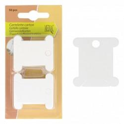 Cartelettes Carton 50p