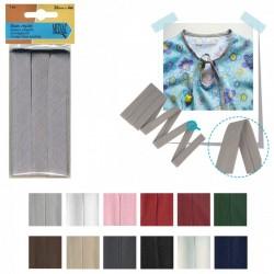 Biais Replie à Coudre - Disponible en 12 coloris