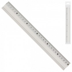 Regle Anti-Glisse 30cm