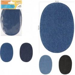 Renfort Jeans 9,2x13,5 - 2 pièces