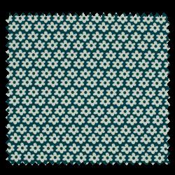 Tissu Imprimé Paquerette Canard