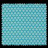 Rideau Cristal - 5 Coloris