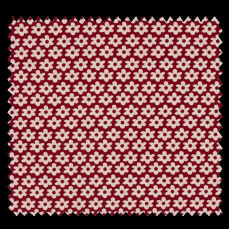 Rideau Jacquard Texture Brodée Gris