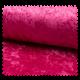 Tissu Panne De Velours Uni Fuchsia