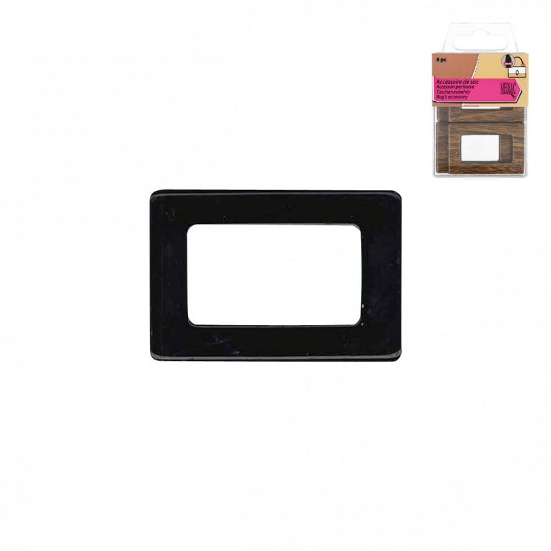 Boucle Sac 30x12mm - Disponible en 8 coloris