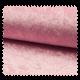 Tissu Panne De Velours Uni Rose