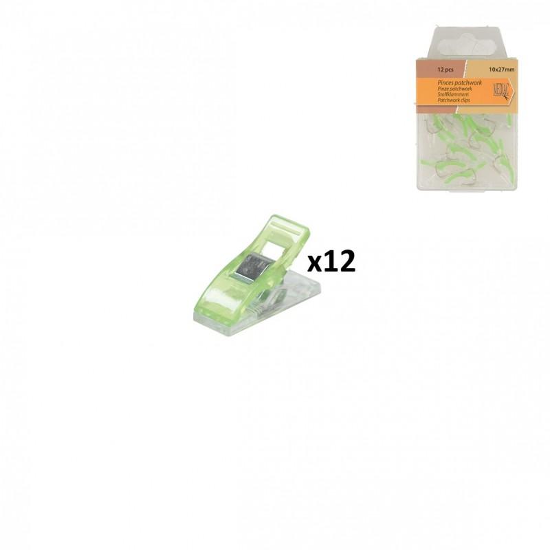 Pince Patchwork 10x27mm