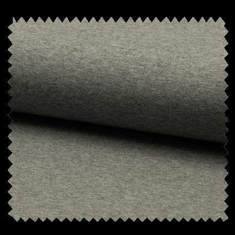 Tissu Tricot Luxe Uni Anthracite