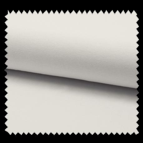 Tissu Tricot Luxe Uni Blanc