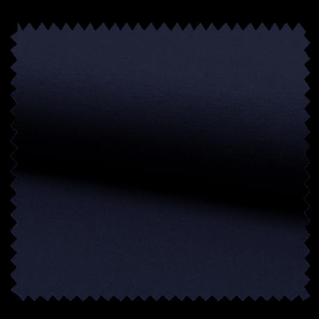 Tissu Tricot Luxe Uni Marine