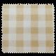 Tissu Vichy DENVER beige
