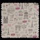 Tissu Paris Coloris Lin