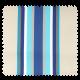 Tissu Toile Transat Playa Cap Ferret Bleu