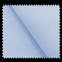 Tissu Lin Lavé Bleu