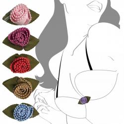 Fleur Ottoman
