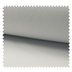 Tissu Polaire Uni Blanc