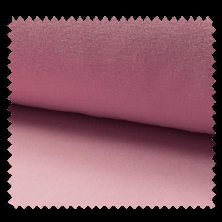 Tissu Polaire Uni Pink
