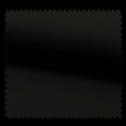 Tissu Gabardine Uni Noir