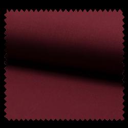 Tissu Gabardine Uni Bordeaux