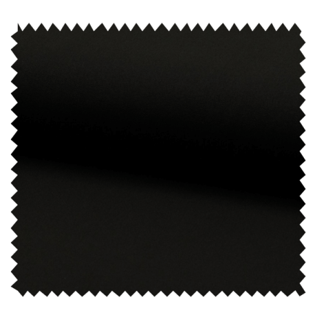 Rideau Organza Brodé Blanc