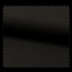 Voile De Coton Uni Noir