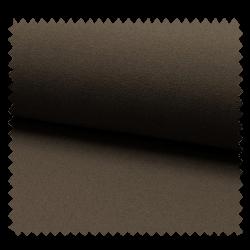 Tissu Crepe Extensible Uni Taupe
