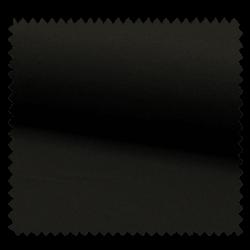 Tissu Crepe Extensible Uni Noir