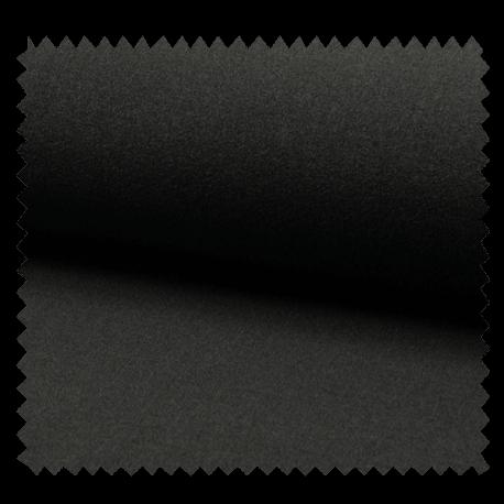 Tissu Crepe Extensible Uni Anthracite