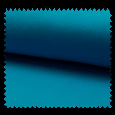 Tissu Jogging Uni Turquoise