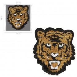 Ecusson tigre