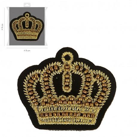 Ecusson couronne