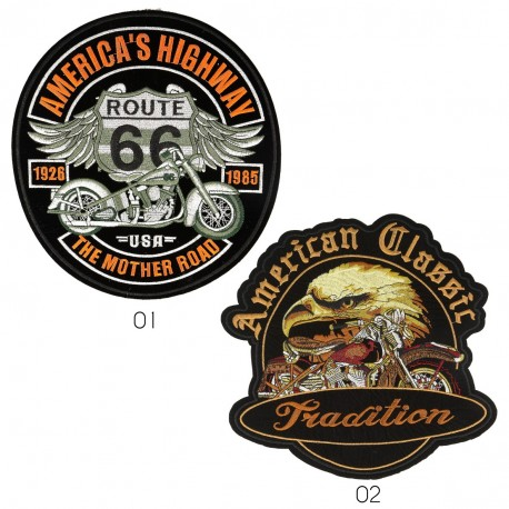 Ecusson Xl patch america