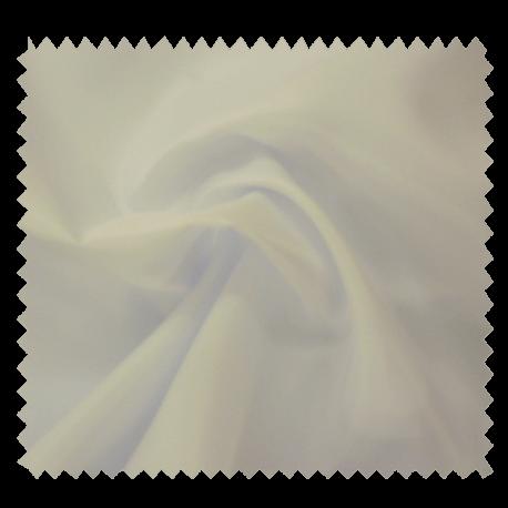Tissu Doublure Brasil Unie Blanche